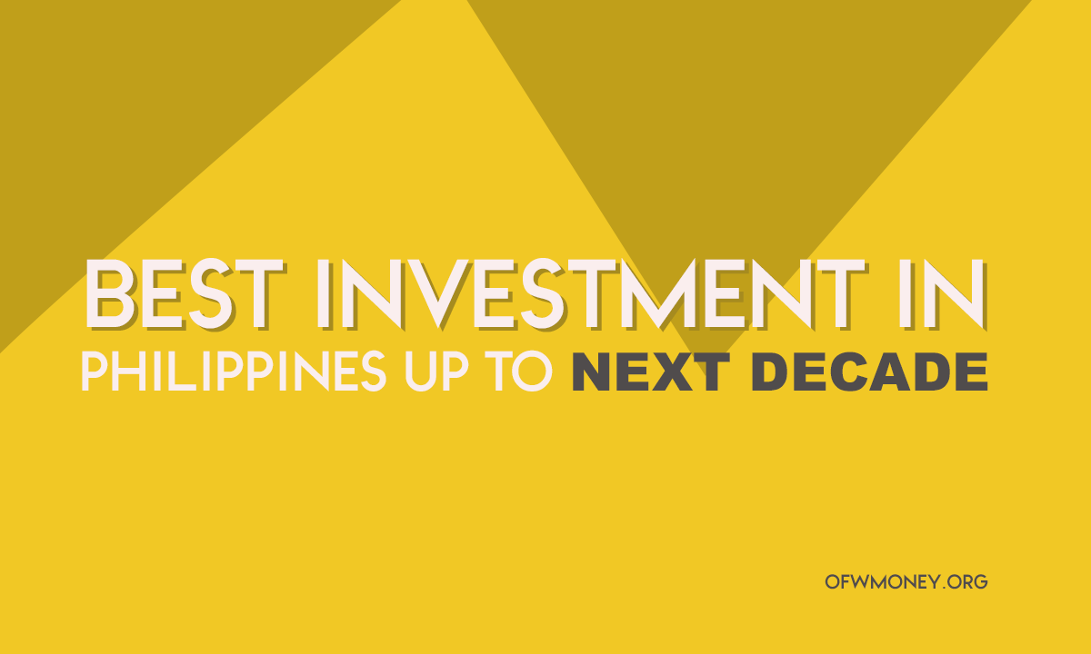 the best investment in philippines