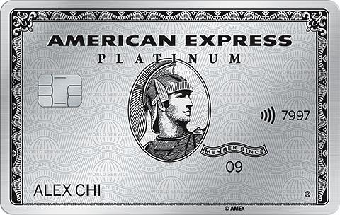 BDO American Express Platinum Credit Card Contactless