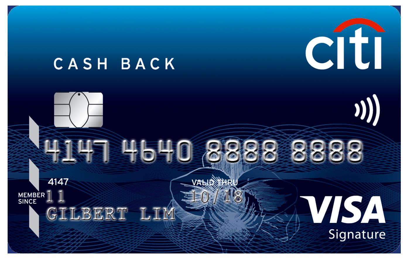 CITI-CashBack-Visa-Contactless