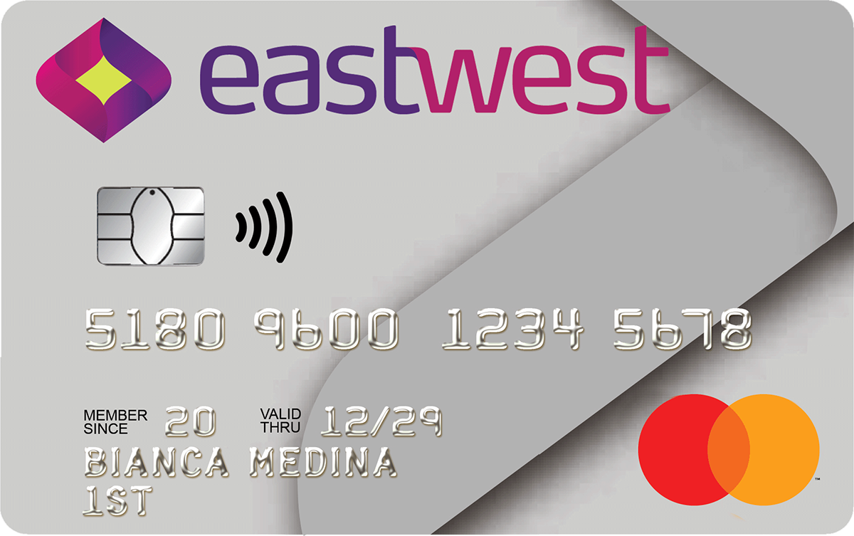 EastWest Credit Card Contactless