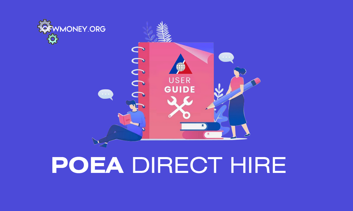 POEA Direct Hire Employer from Abroad Hired You