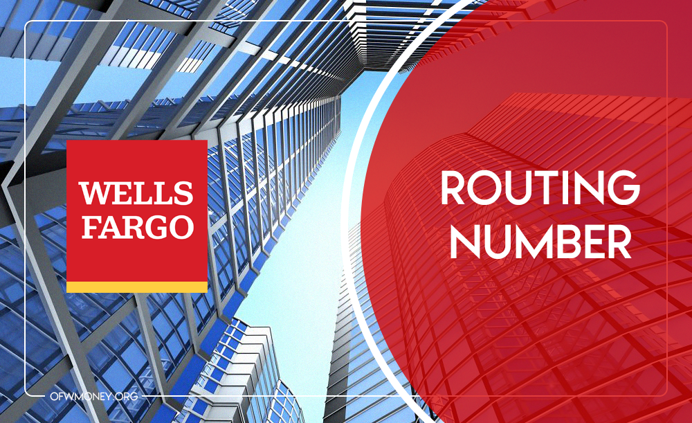 Wells Fargo Routing Number United States List of all By State